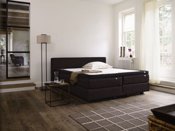 kiruna auping boxspringbett. Black Bedroom Furniture Sets. Home Design Ideas