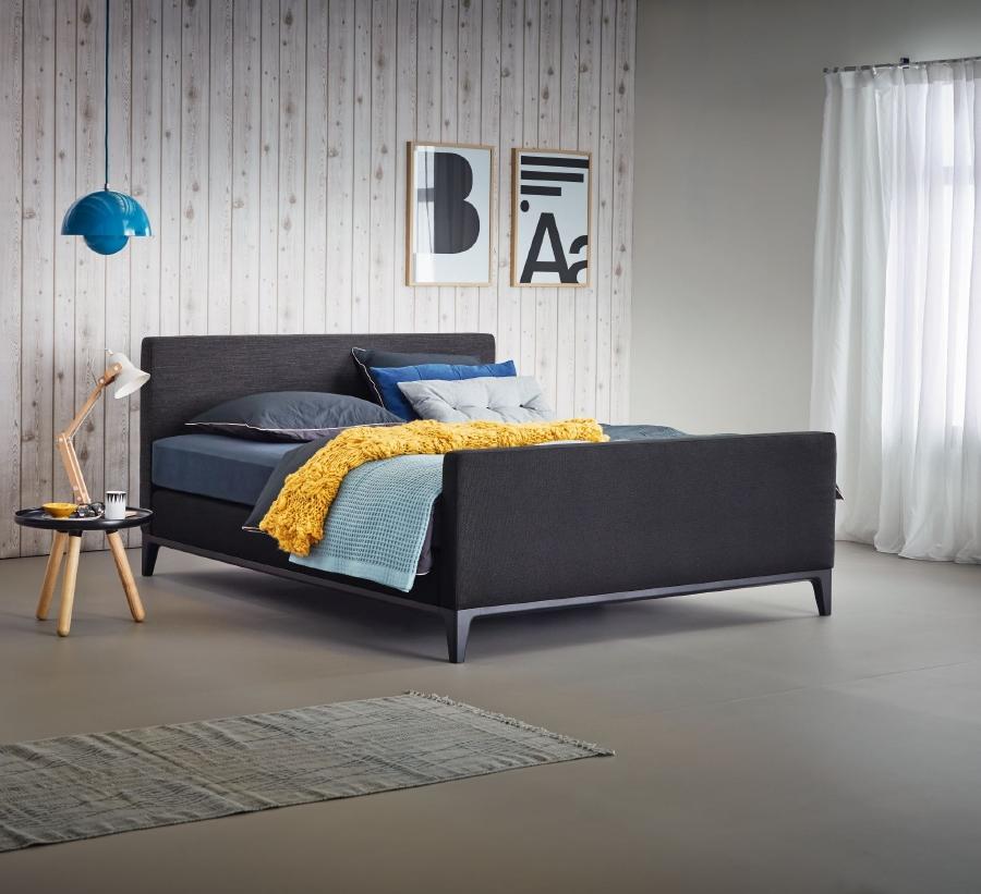 criade auping boxspringbett. Black Bedroom Furniture Sets. Home Design Ideas