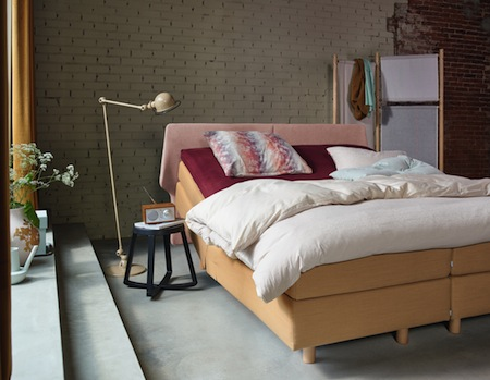 Boxspringbett Boxspring Original von Auping