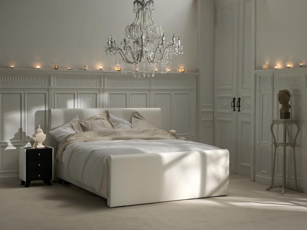 classic ttfk deco talalay velda boxspringbett. Black Bedroom Furniture Sets. Home Design Ideas