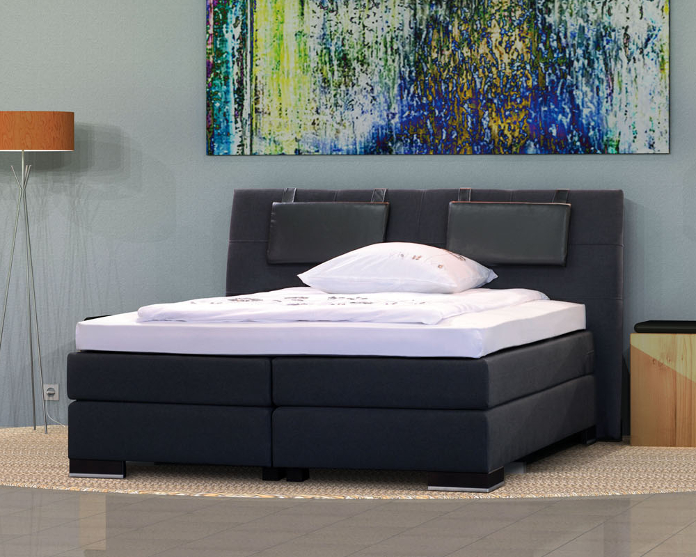 domingo clay sanders boxspringbett. Black Bedroom Furniture Sets. Home Design Ideas