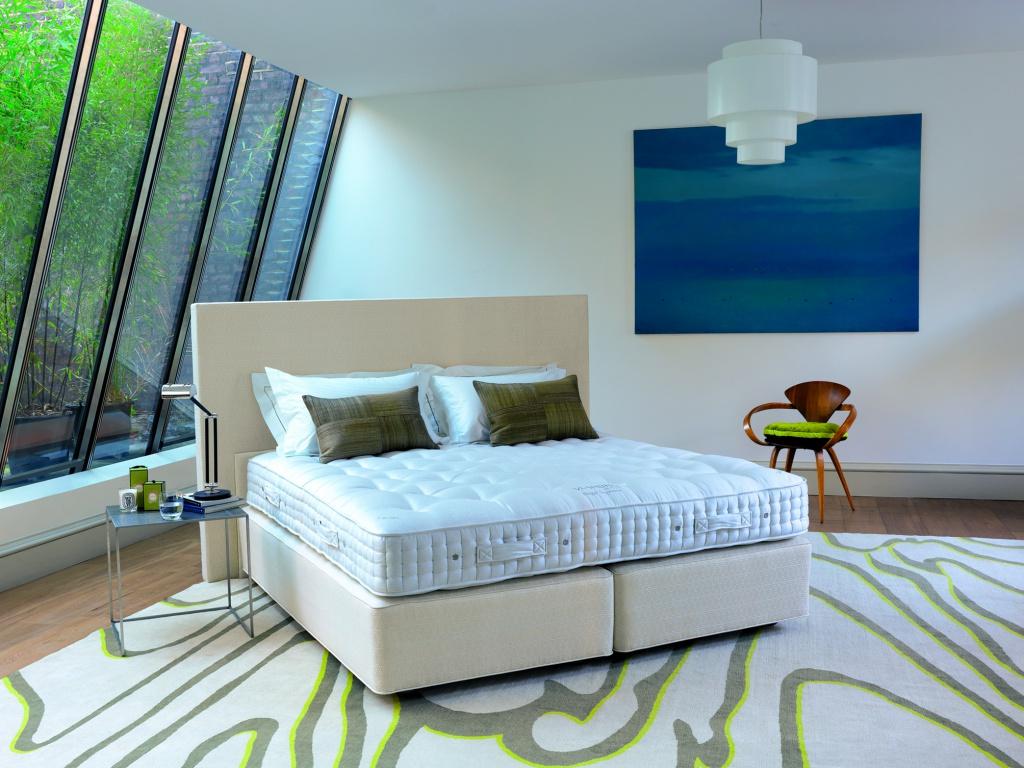 regal superb prestige vi spring boxspringbett. Black Bedroom Furniture Sets. Home Design Ideas