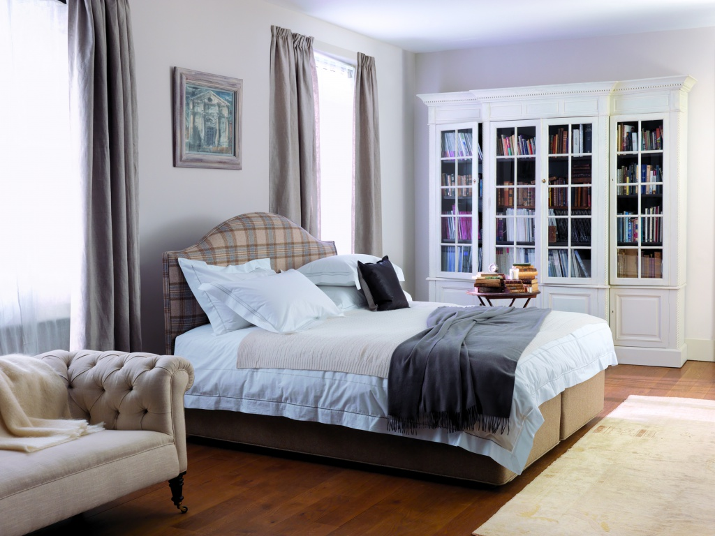 Boxspringbett Shetland / Wool Prestige von VI-Spring