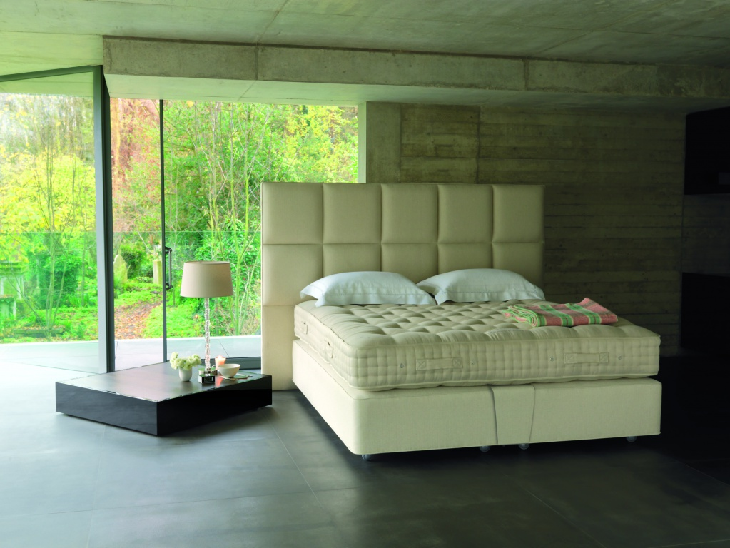 marquess superb sovereign vi spring boxspringbett. Black Bedroom Furniture Sets. Home Design Ideas